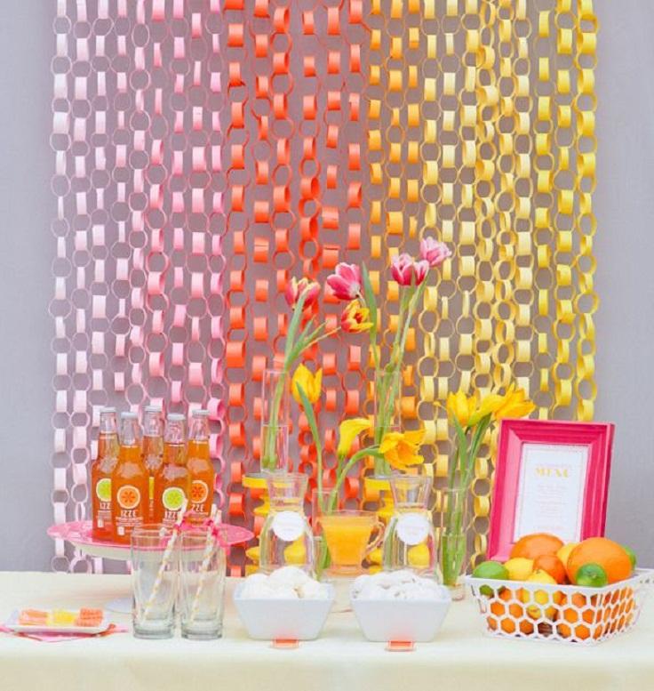 all photos rainbow wall decor