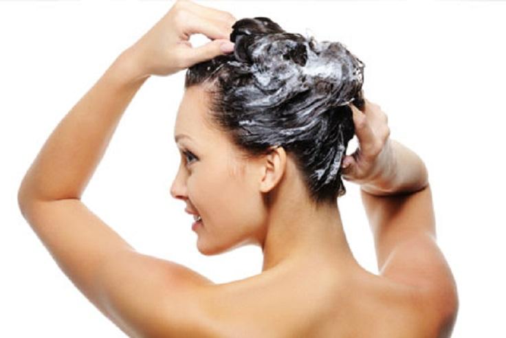 shampoo-hair