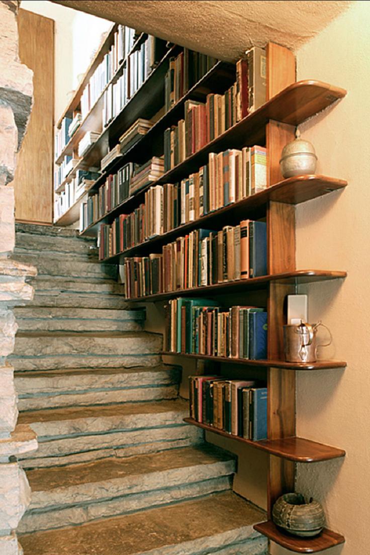 7 diy bookshelves creative ideas and designs for How to diy bookshelf