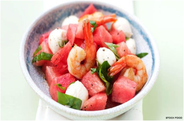 watermelon-shrimp-salad