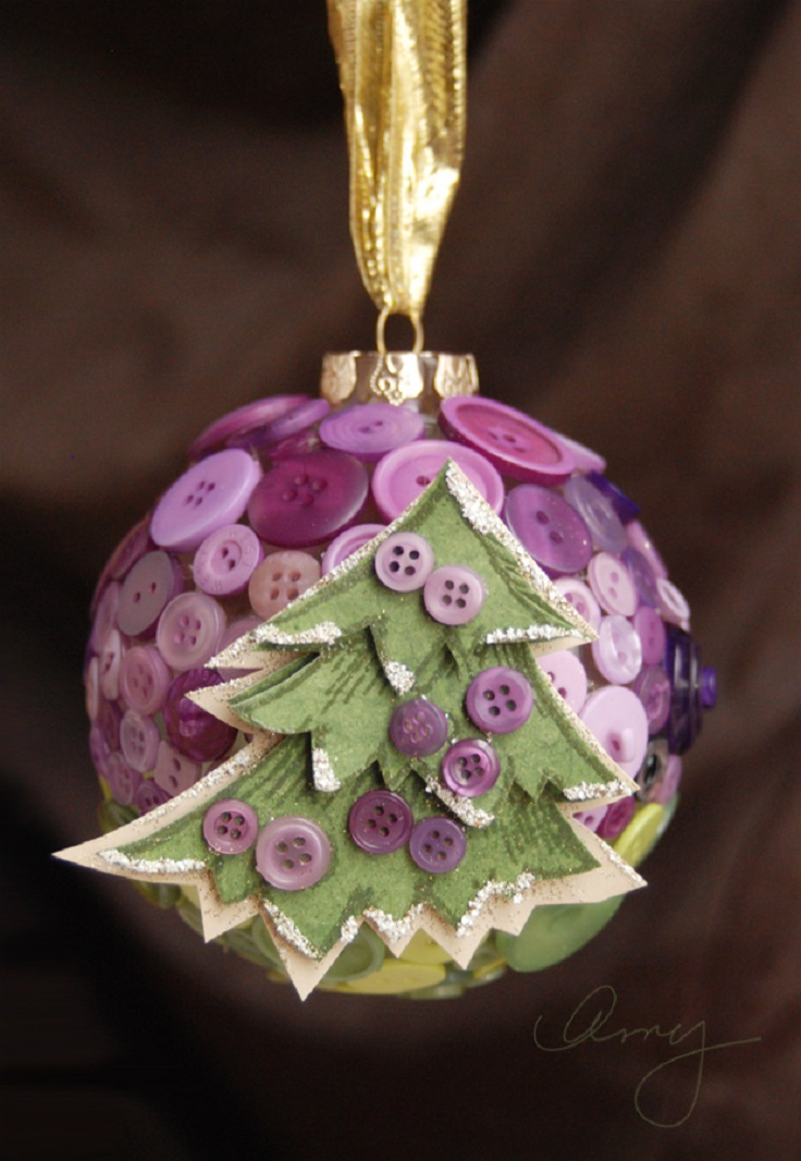 7 christmas tree ornaments you can make yourself