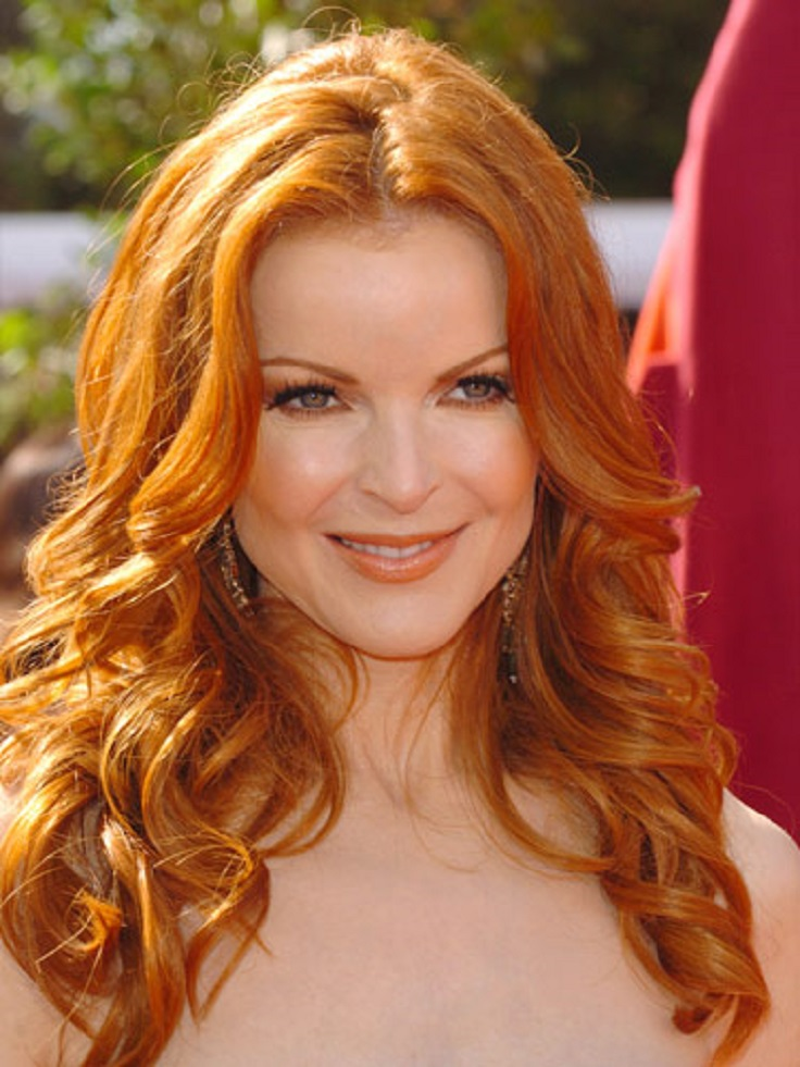 7 Ideas For Celebrity Red Hair