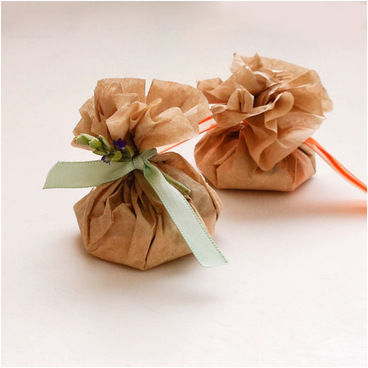 Scented Coffee-Filter Sachets
