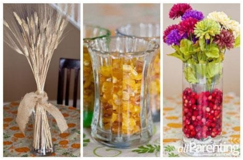 Simple Table Decor 3Ways